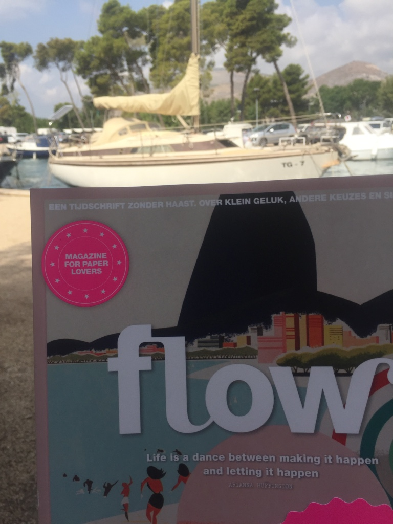 flow magazine trogir port