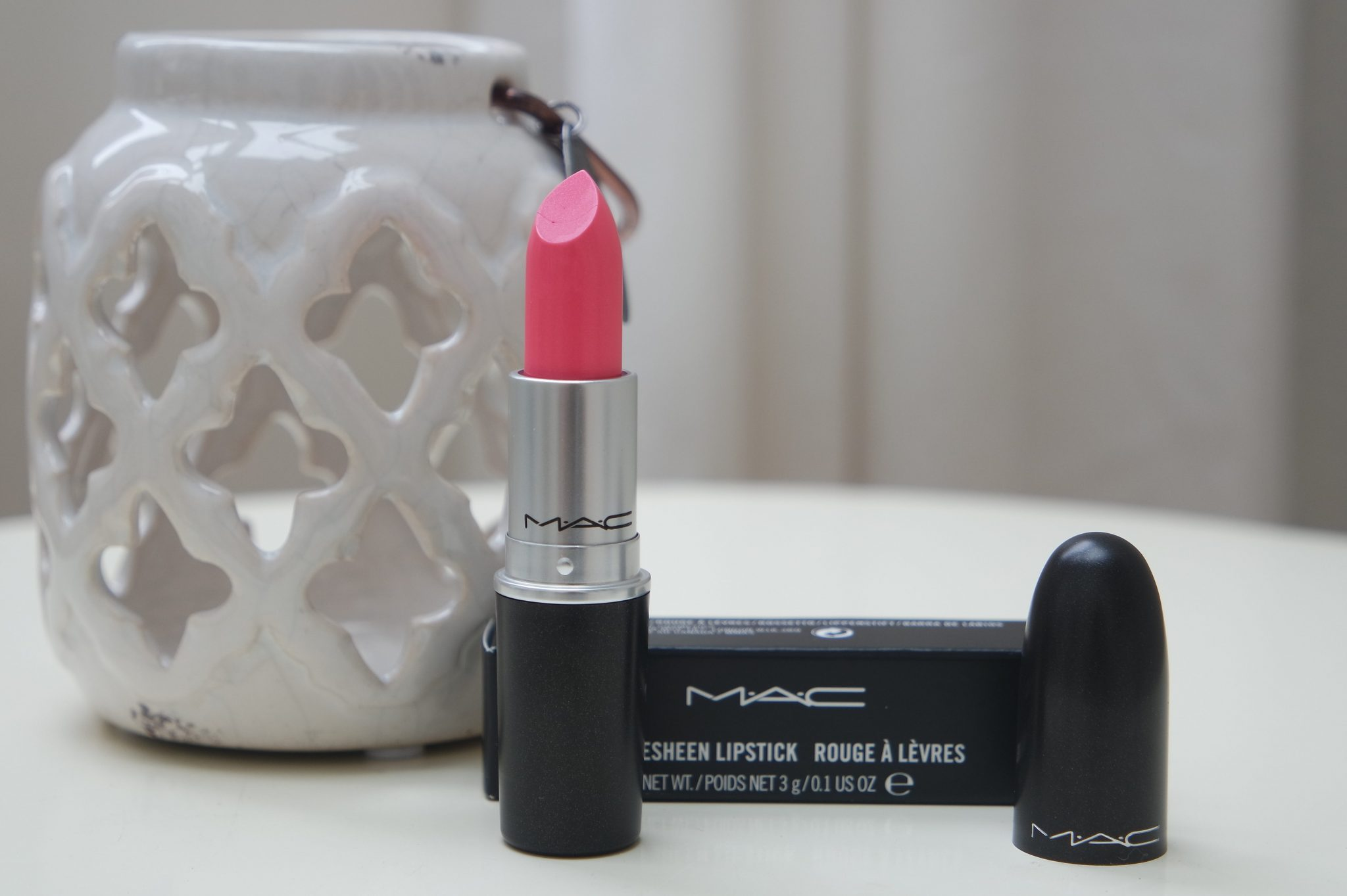 mac pink pearl pop review