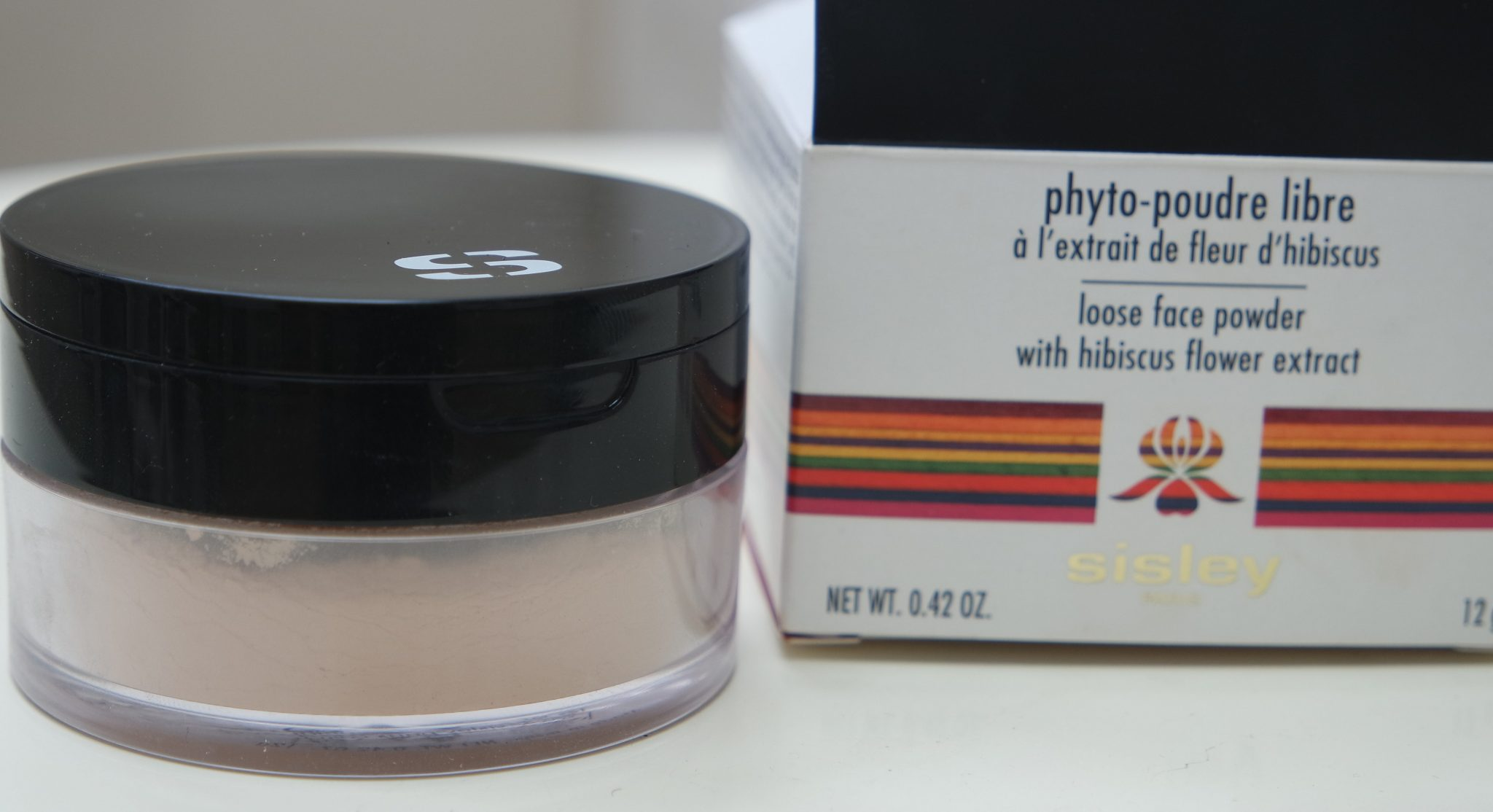 sisley phyto loose face powder review