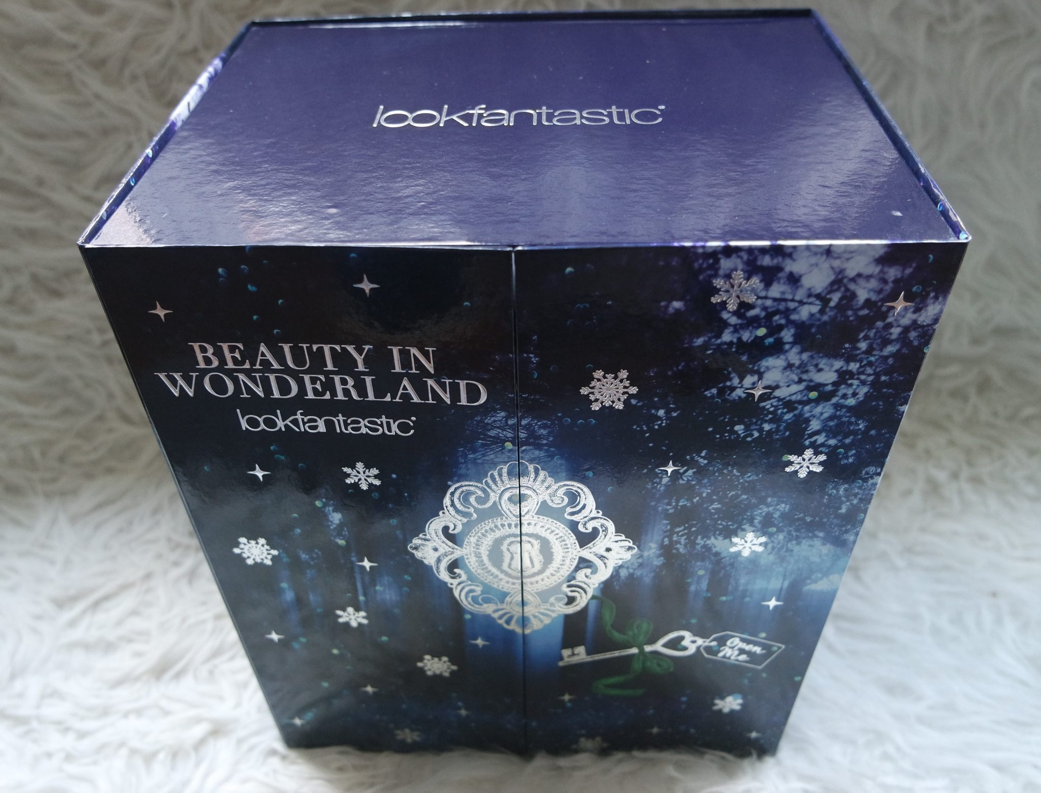 lookfantastic adventkalender 2017 unboxing review