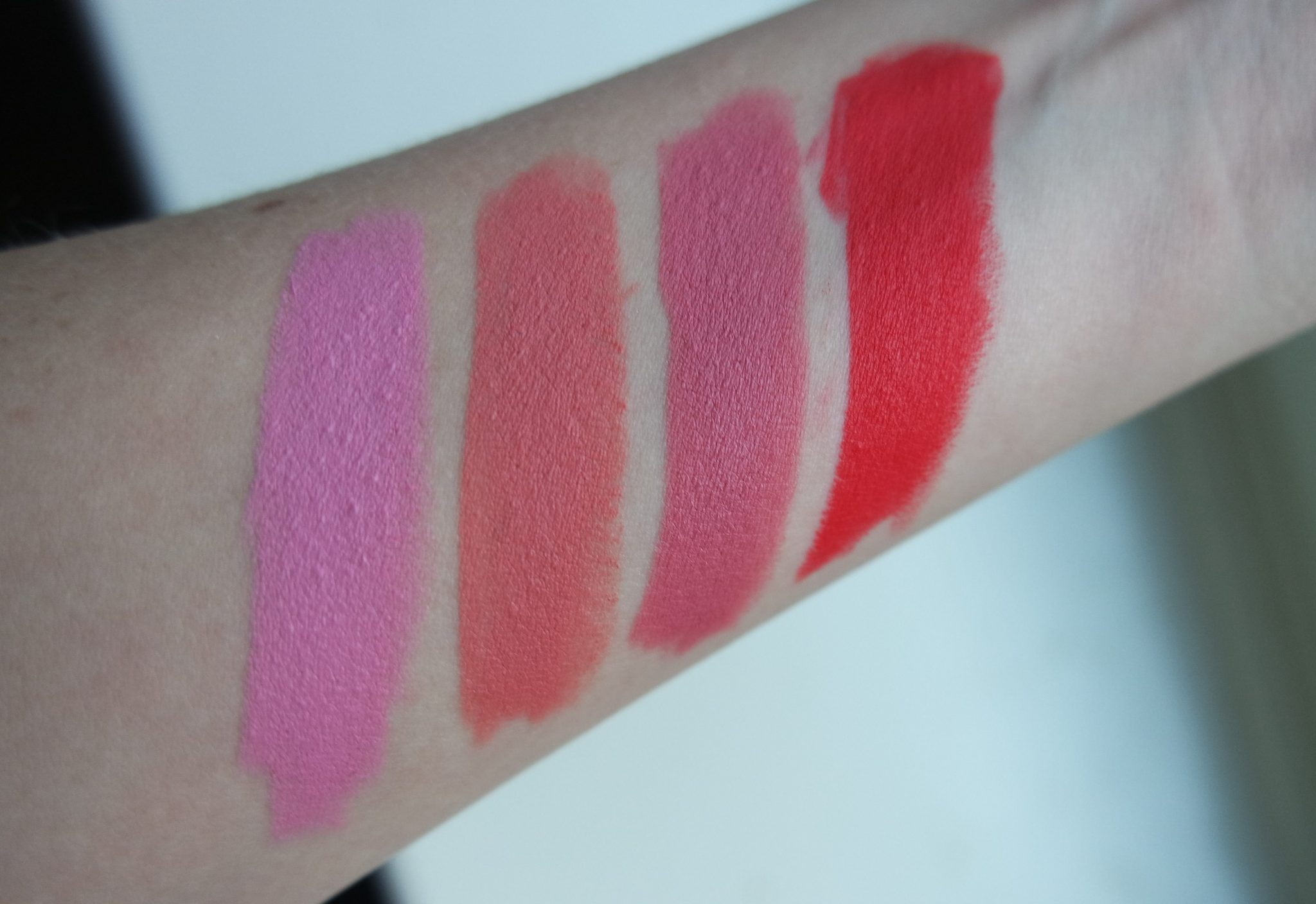 mac snowball lipstick kit review swatches party commencing please me little darling mangrove