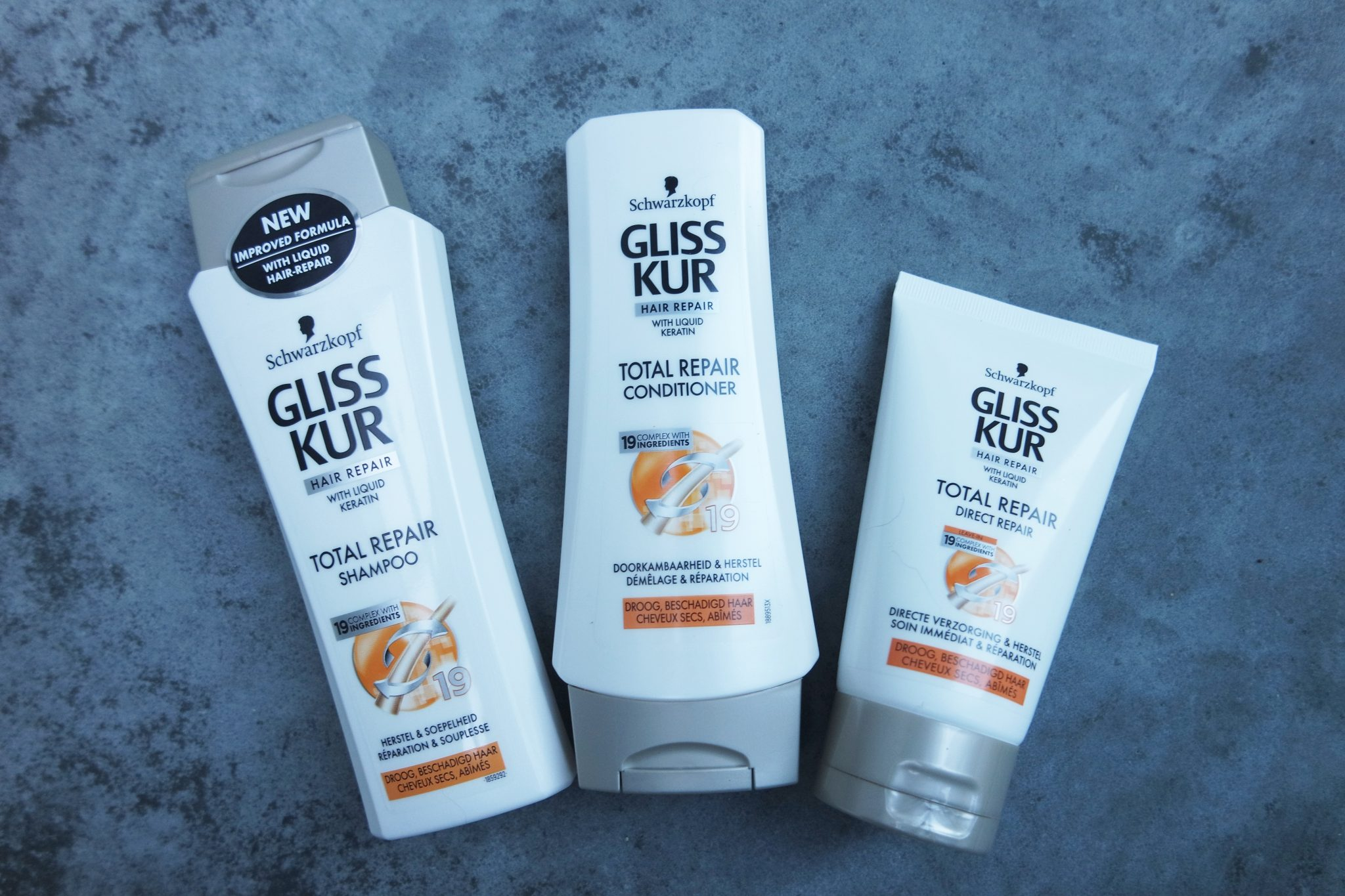 gliss kur total repair review blog