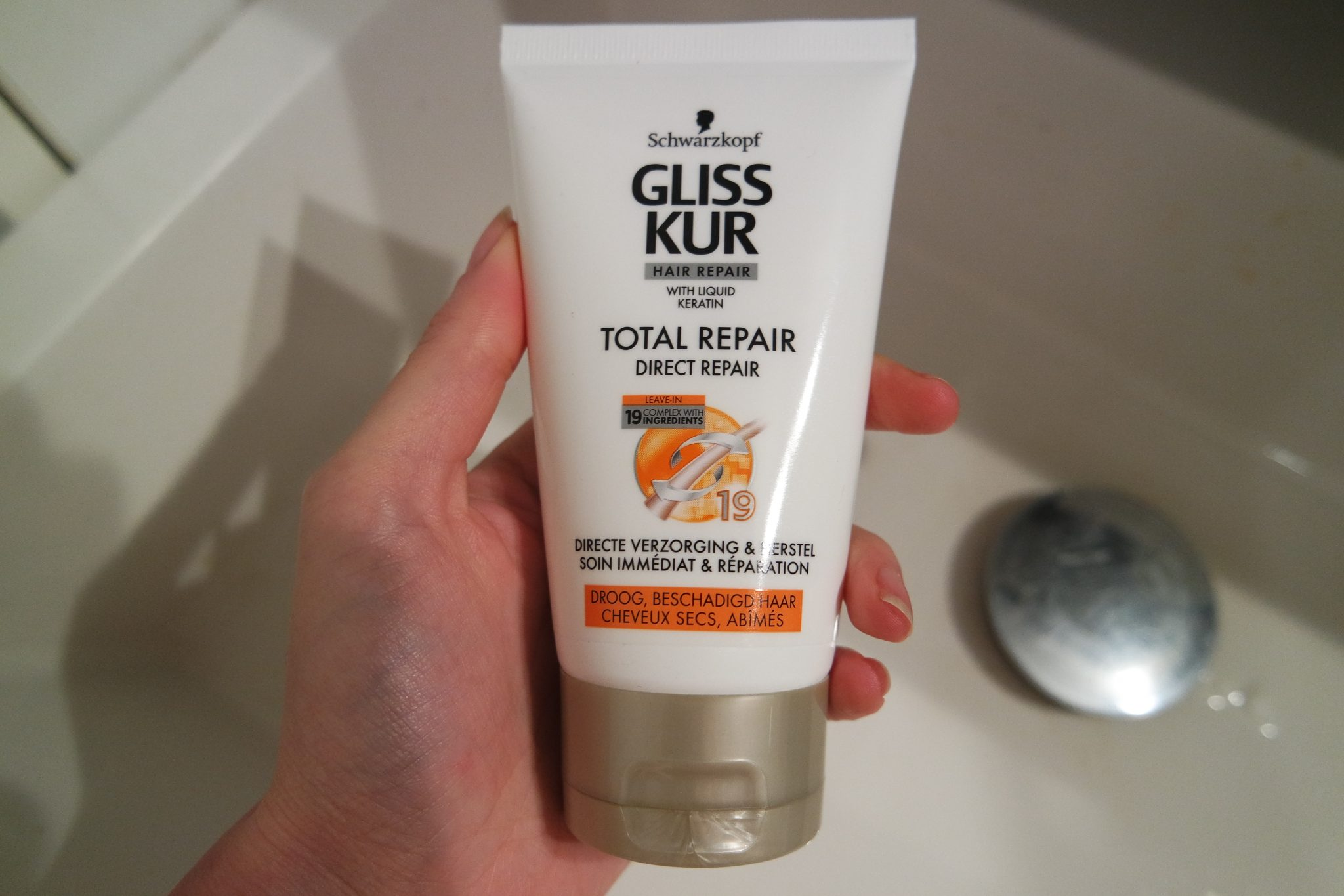 gliss kur total repair direct repair review