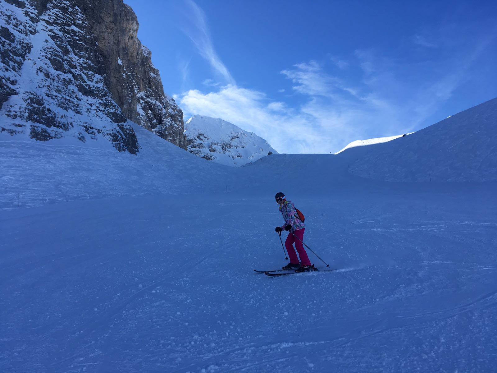 wintersport skiing