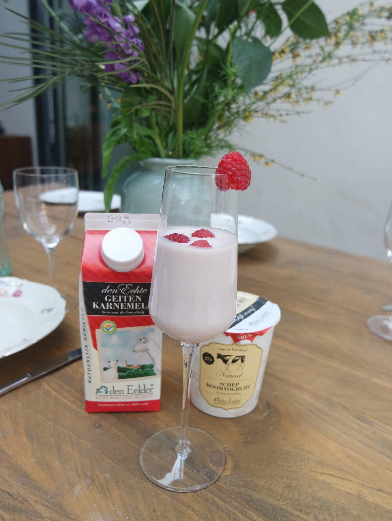 scroppino karnemelk yoghurt den eelder