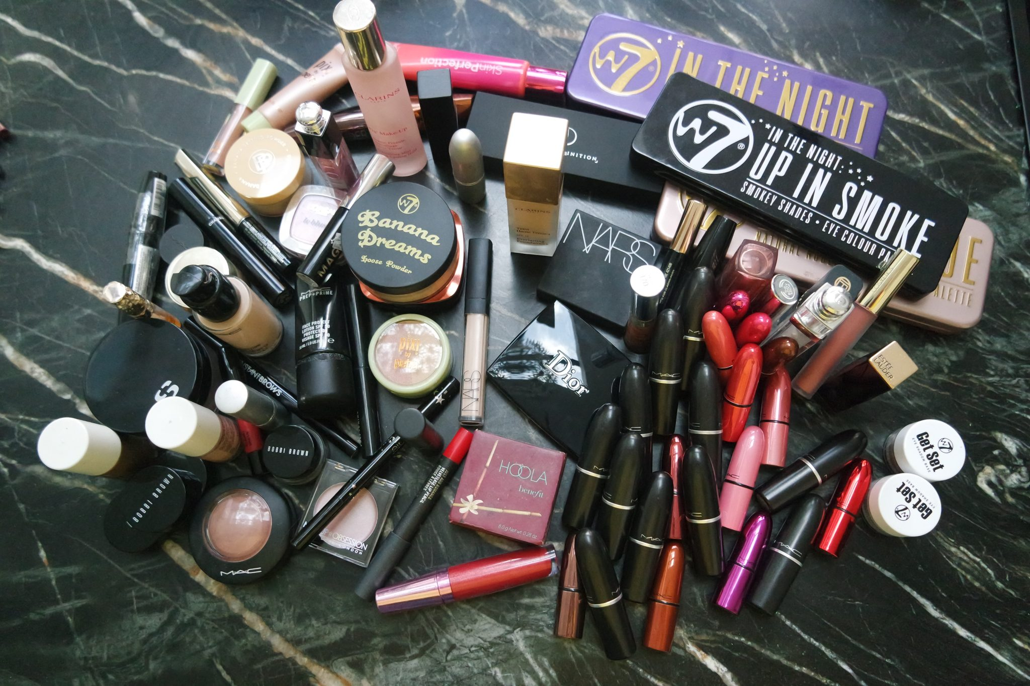 dierproefvrij make up stash