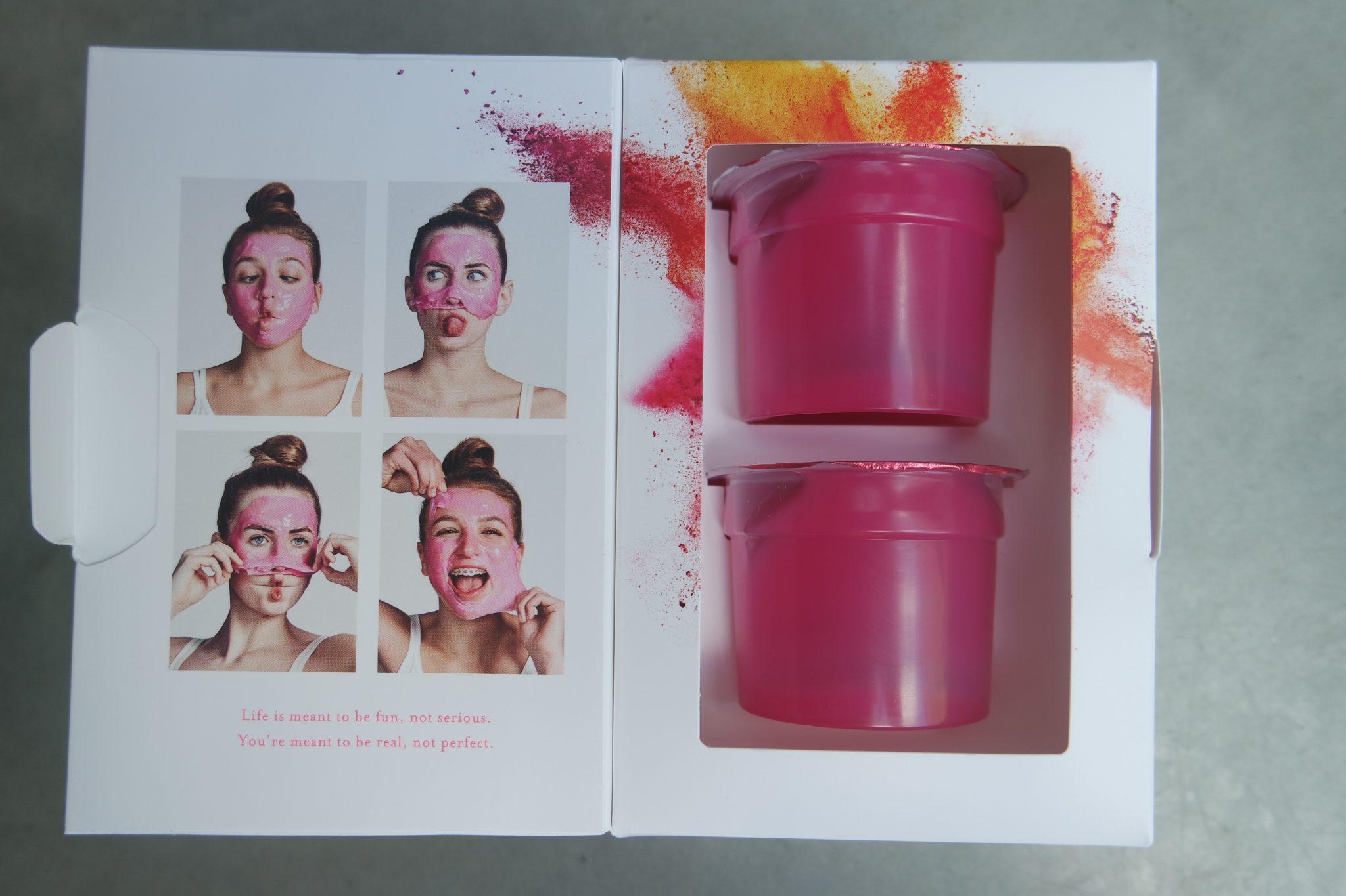 rituals rubber masker