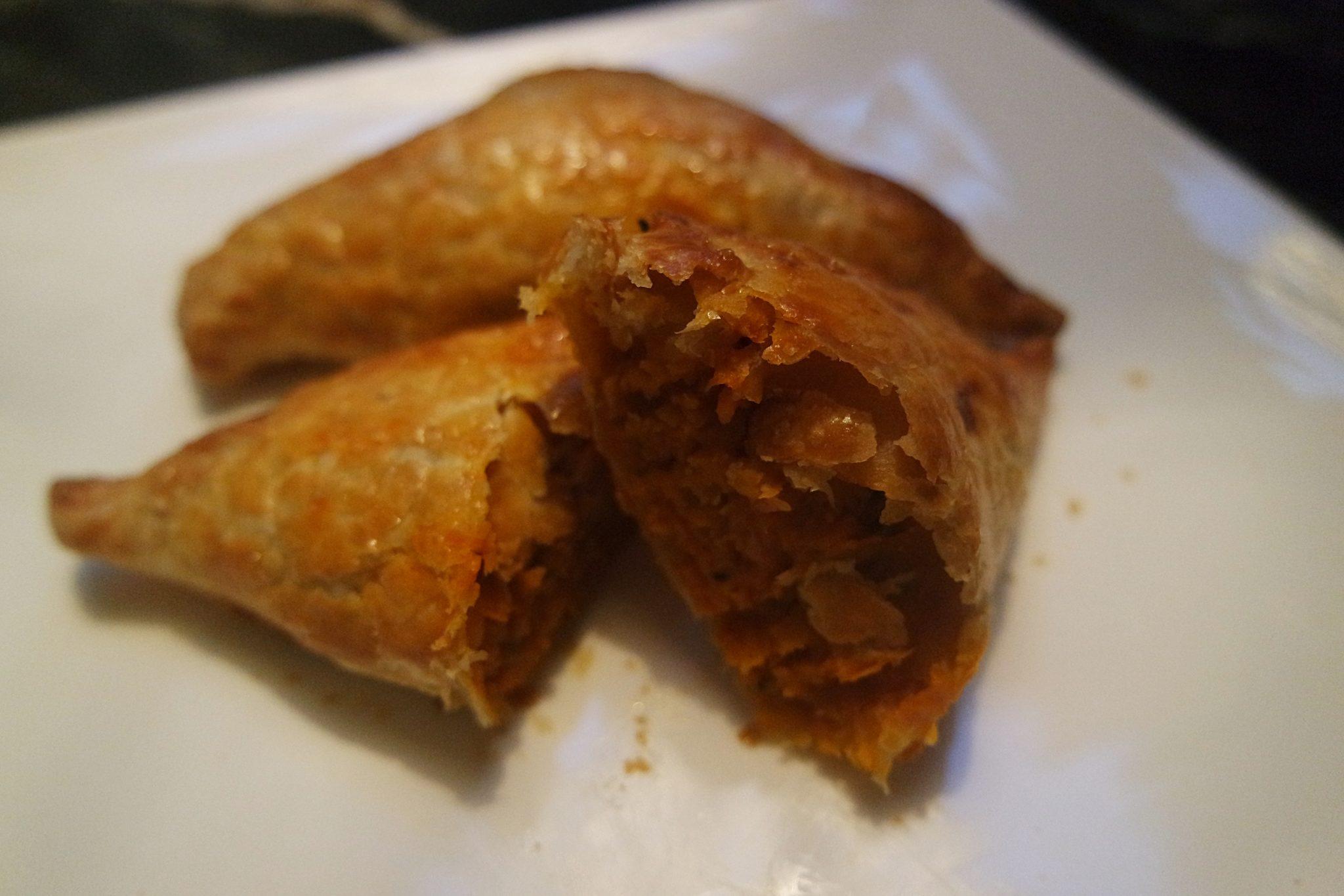 curry pasteitjes zoete aardappel