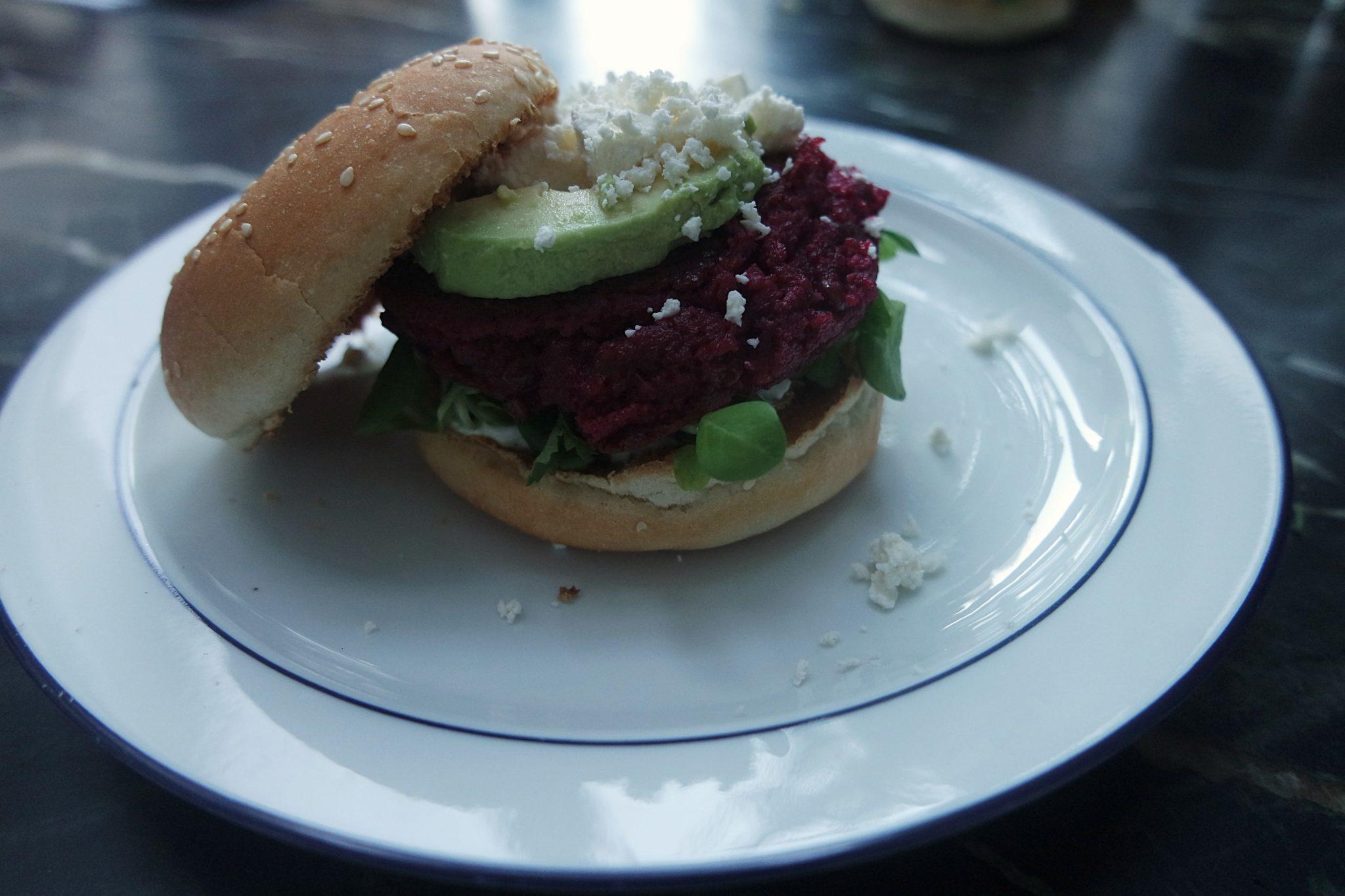 bieten linzen burger vegetarisch
