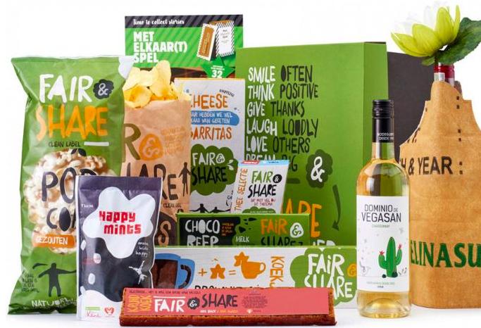 kerstpakketten duurzaam kerstcadeau tip 2018