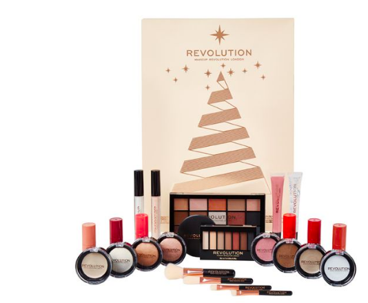 revoluation adventkalender 2018