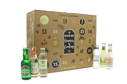 gin tonic adventkalender 2018